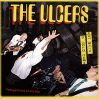 Ulcers: Hot Skin & Cold Cash CD, bild 1