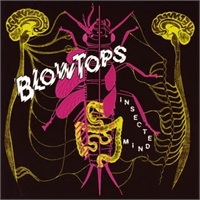 Blowtops: Insected Mind CD, bild 1