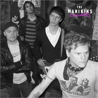 Manikins: Crocodiles CD, bild 1