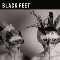 Black Feet: s/t LP