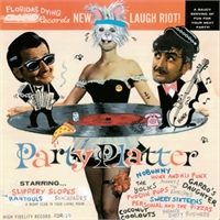 Party Platter: v/a LP (Nobunny, Hunx etc), bild 1