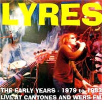 Lyres: the Early Years CD (crypt), bild 1