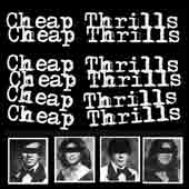 Cheap Thrills: Kick Me In The Heart 7""