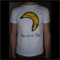 "Impo & The Tents ""Soft Banana"" T-shirt"