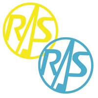 Ras: Blue + Yellow LP, bild 1
