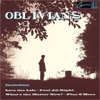 Oblivians: Play Nine Songs With QuintronCD, bild 1
