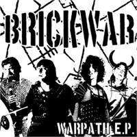 Brickwar: Double 7""