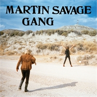 "Martin Savage Gang - Goodnite Johnny 7"" (Black vinyl)"