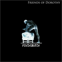 "Friends of Dorothy - Psychobitch 7"" (Color vinyl), bild 1"