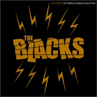 Blacks: Shattered- The Complete Singles Collection LP, bild 1