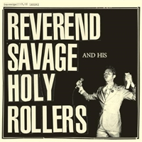 "Reverend Savage & His Holy Rollers: God Is In My Garage7"", bild 1"