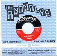 "The Anomalys: Nat Approved 7"", bild 1"